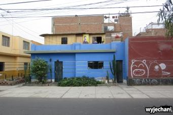08 pierwszy nocleg w Peru, Lima Barranco