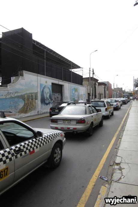 10 korki w Limie