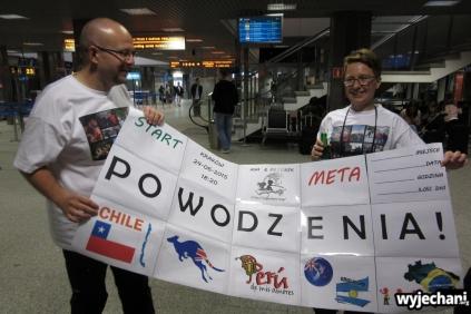 Pożegnanie w Krakowie