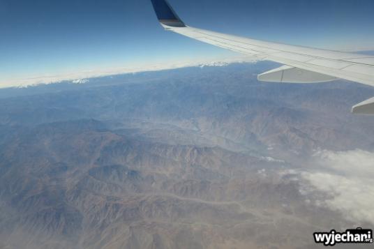 Nad Ameryką Południową