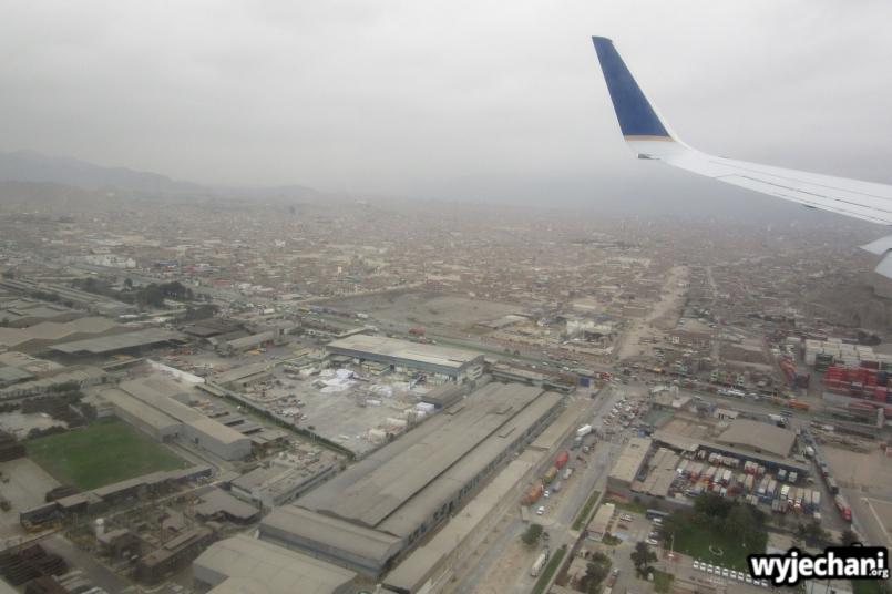 Lima z góry