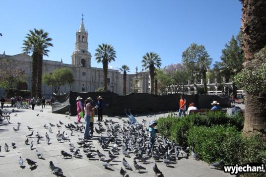 Plaza de Armas - rankingu ciąg dalszy...