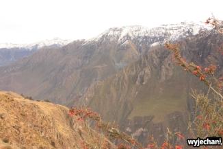 03 Cruz del Condor widok na kanion