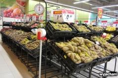 W supermarkecie - zaledwie kilka rodzajów ziemniaków