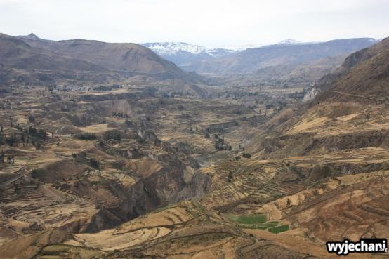 06 widok na Canyon del Colca