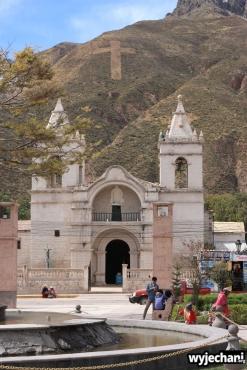 07 Chivay Plaza de Armas