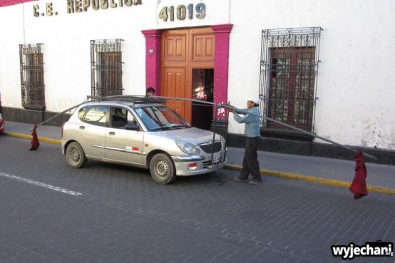 Przeprowadzka... tak to się robi w Peru