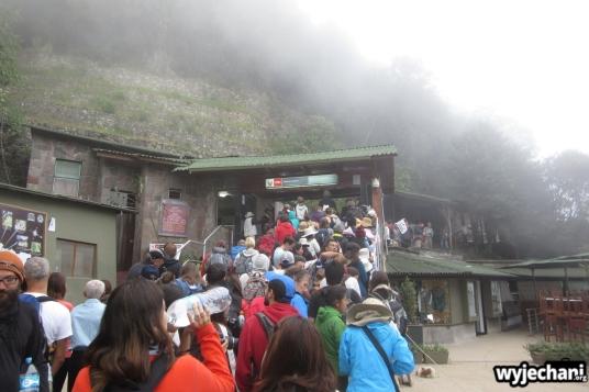 00 glowne wejscie do Machu Picchu