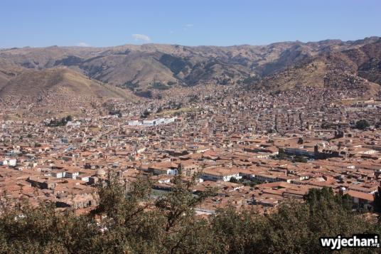 01 Cusco widok z gory