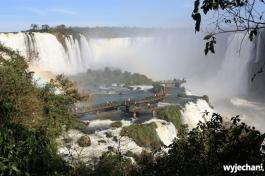 03 wodospad Brazylia