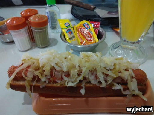 04 hotdog z kiszona kapusta