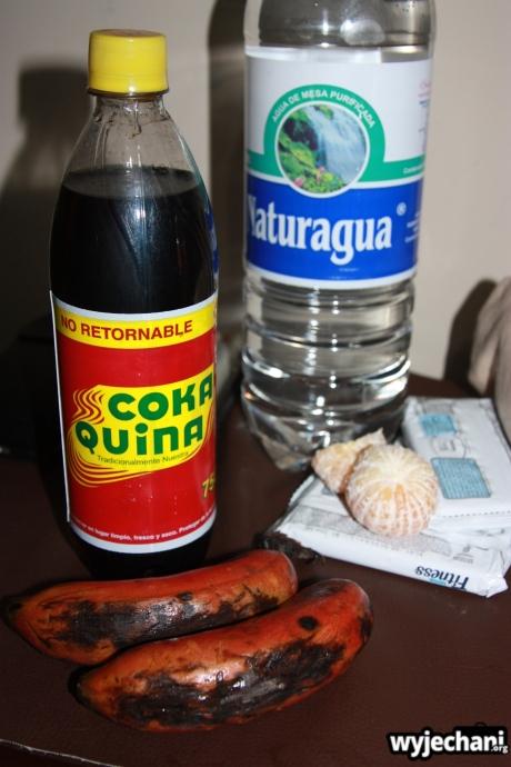 04 lokalna cola, czerwone banany i mandarynki odswiezajace powietrze
