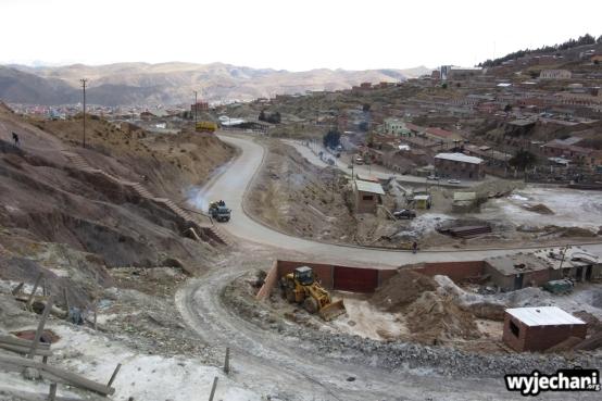 04 wyjazd z kopalni