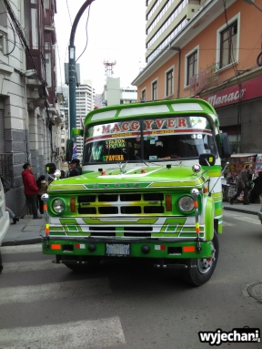 08 transport lokalny w amerykanskich autobusach