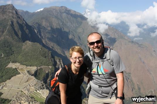 08 widok ze szczytu Huaynapicchu z dodatkim