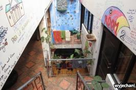 09 hostel Supertramp w Aguas Calientes