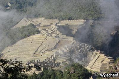 10 widok na Machu Picchu