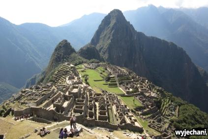 16 z widokiem na Huaynapicchu