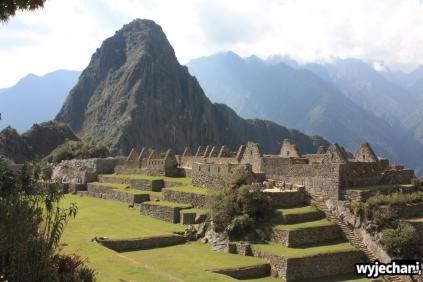 17 z widokiem na Huaynapicchu