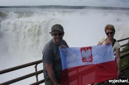 02 wodospad Argentyna