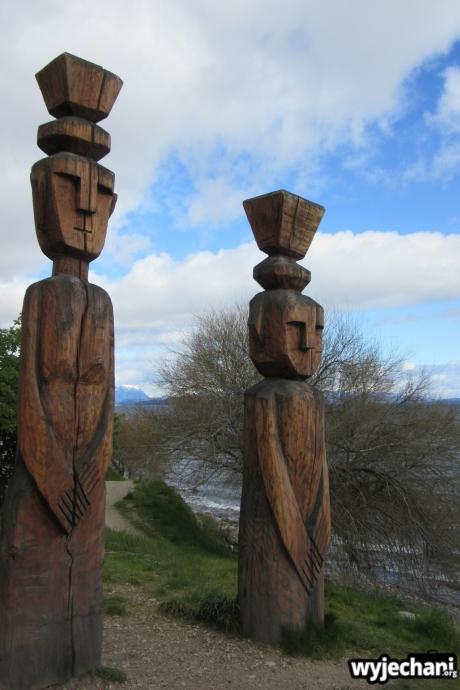 01 Bariloche - argentynskie moai