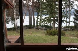 03 domek - widok na jezioro