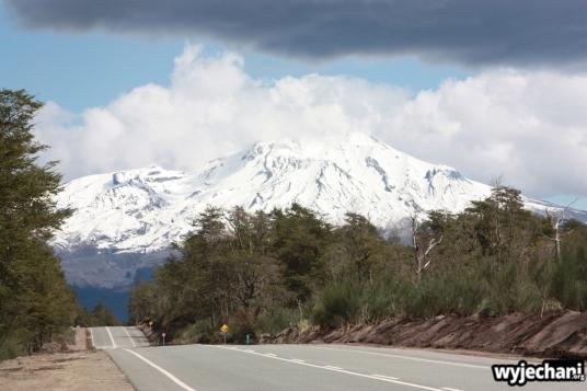 09 Ensenada okolice - wulkan Calbuco