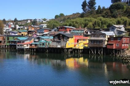 10 Chiloe - domy na palach