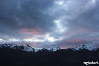 14 PN Los Alerces - koniec dnia
