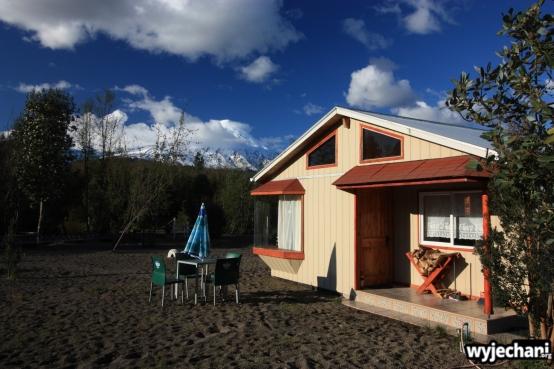 15 Ensenada domek z wulkanem Osorno