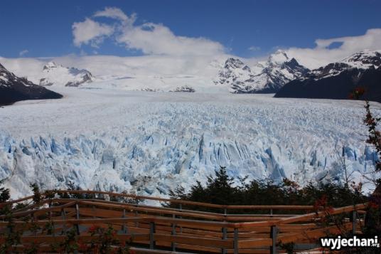 01 Perito Moreno z tarasow