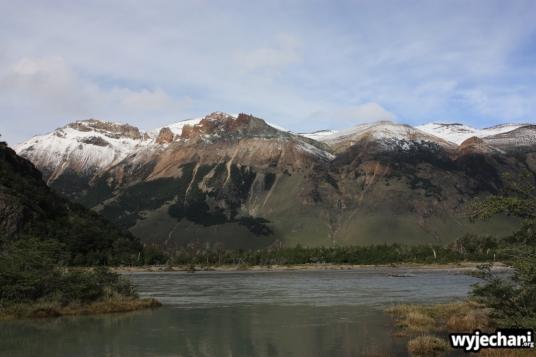 01 wyjazd na Lago del Desierto