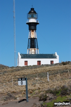 02 Cabo Virgenes - poczatek Ruta 40
