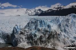 02 Perito Moreno z tarasow