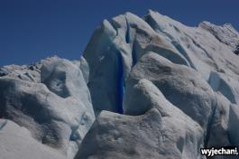 03 Perito Moreno - spacer - widoki z lodu