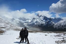 04 Loma del Pliegue Tumbado - na szczycie
