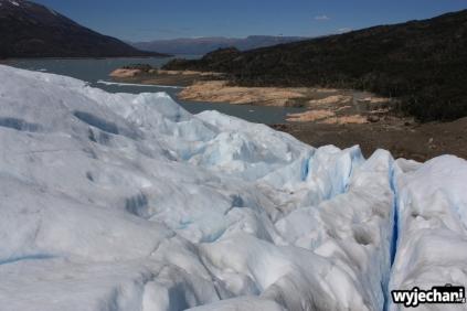 05 Perito Moreno - spacer - widoki z lodu