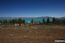 06 po drugiej stronie jeziora Lago Argentino