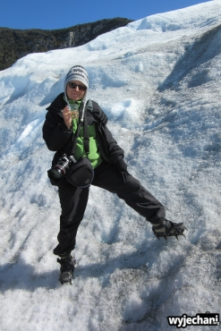 10 Perito Moreno - spacer - pozegnalny drink