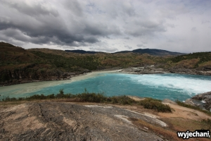 102 Carretera Austral, epilog - Confluencia Rio Baker y Rio Nef