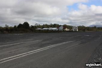 35 Carretera Austral, cz3 - przydomowe lotnisko