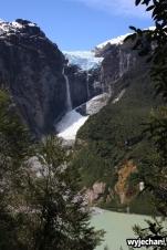 48 Carretera Austral, cz5 - lodowiec w parku Queulat