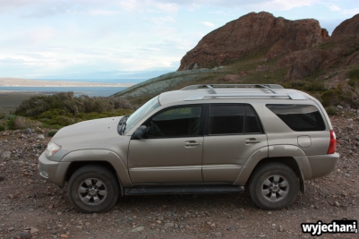 66 Carretera Austral, cz7 - Puerto Ibanez - na granicy