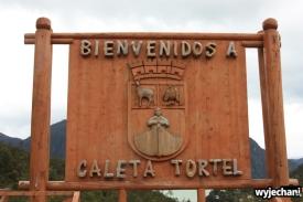98 Carretera Austral, epilog - z wizyta w Caleta Tortel