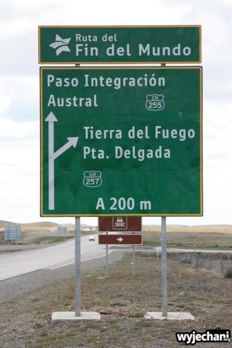 01 Tierra del Fuego - w drodze
