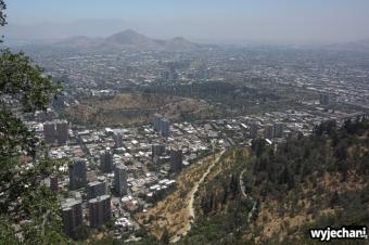 03 Santiago - wzgorze San Cristobal