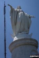 04 Santiago - wzgorze San Cristobal
