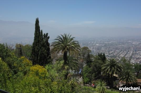 05 Santiago - wzgorze San Cristobal