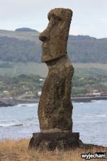 05 Wyspa Wielkanocna - Ahu Akapu