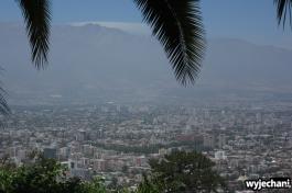 06 Santiago - wzgorze San Cristobal